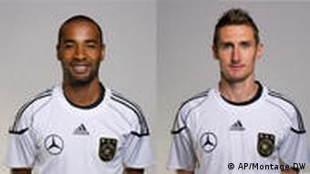 Cacau and Klose