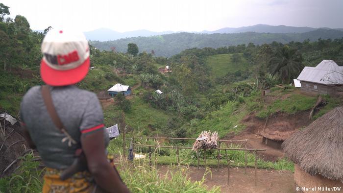 Demokratische Republik Kongo | Masisi Provinz | Ankunft Milizenführer Mbura