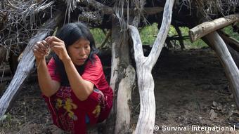 Paraguay Indigenes Volk der Ayoreo-totobiegosodes