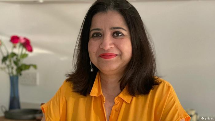 UK Life of British Indians   Radhika Howarth