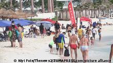 Mexiko COVID-19 | Mandala Beach