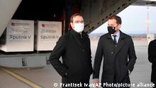 Slowakei | Coronavirus | Premierminister Igor Matovic