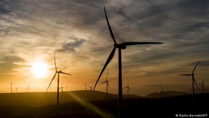 Wind Farm Chile