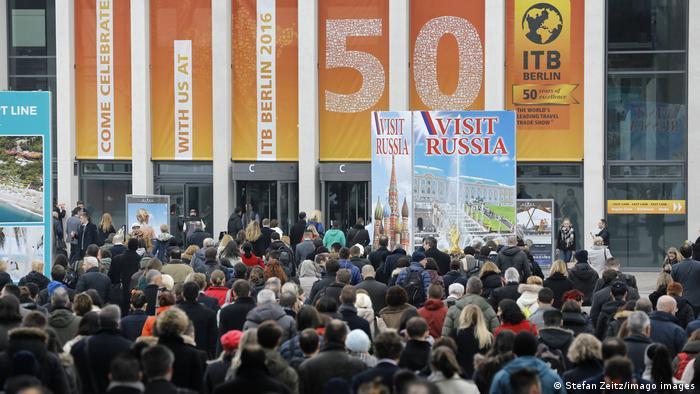 معرض برلين الدولي للسياحة، الحدث السياحي الأكبر في العالم، سيقام رقميا لأول مرة في تاريخه.
