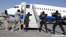 Iran Flugzeugentführung
