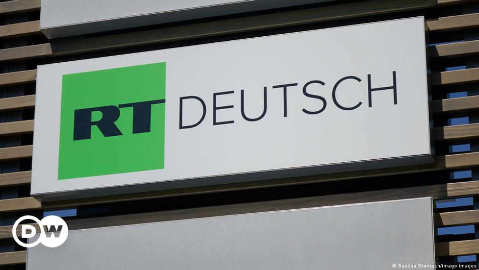 German-Russian relations flare up over state-run TV channel