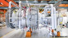 Газовая турбина SGT-800 компании Siemens Energy