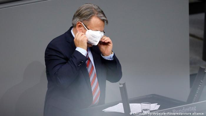 203. Sitzung des Deutschen Bundestages in Berlin