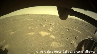 Η πρώτη βόλτα του «Perseverance» στον Άρη