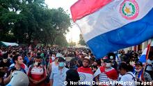 Proteste in Paraguay