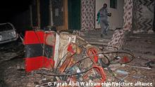Selbstmordanschlag in Somalia