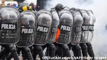 Symbolfoto I Polizei in Argentinien
