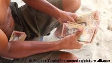 Symbolbild I Banknoten Venezuela
