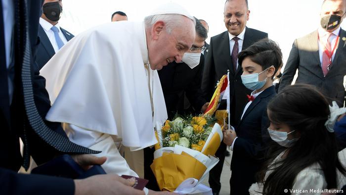Irak Najaf | Besuch Papst Franziskus