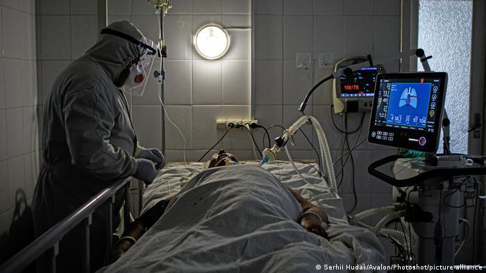 Коронавірус в Україні: кількість інфікованих перевищила 1,5 мільйона людей