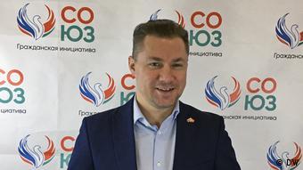 Председатель партии Союз Сергей Лущ