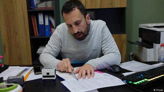 Advokat Dimitris Kulis