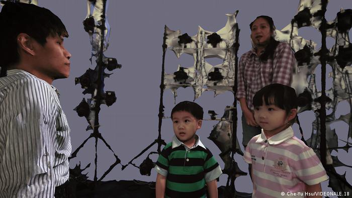 """VIDEONALE.18   Preis Fluentum   """"副本人 (Single Copy)"""" von Che-Yu Hsu"""