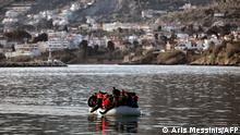 Griechenland | Flüchtlingsboot