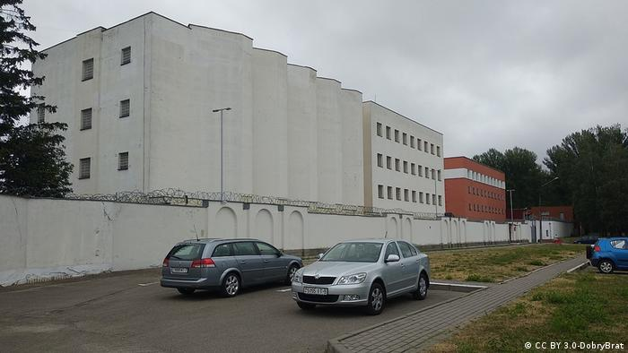 Belarus Minsk Untersuchungshaft