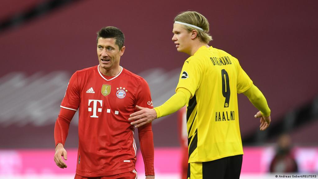 Supercup: Borussia Dortmund vs Bayern Munich - live blog | Sports | German football and major international sports news | DW | 16.08.2021