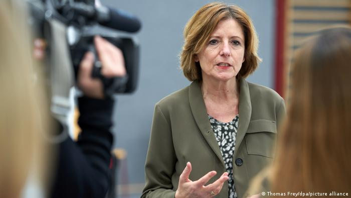 Rheinland-Pfalz: Ministerpräsidentin Malu Dreyer