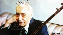 Iran Musiker Ahamad Ebadi