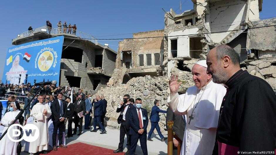 Papa Françesko Musul'da