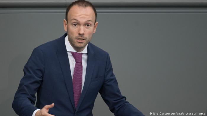 Bundestag Nikolas Löbel CDU