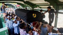 Myanmar | Beerdigung von U Khin Maung in Yangon
