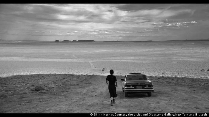 Shirin Neshat - Land of Dreams, 2019 Video Still