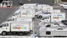 Südkoreanischer Online Handel Coupang geht an die Börse