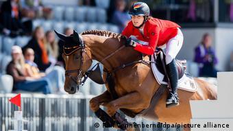 Europameisterschaft Rotterdam I Simone Blum
