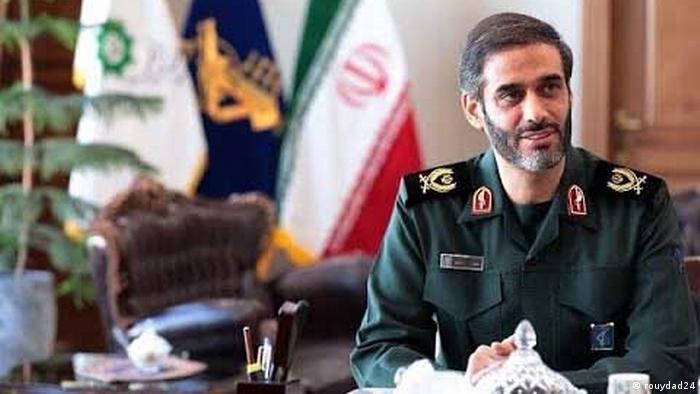 سعید محمد، فرمانده قرارگاه خاتمالانبیا سپاه