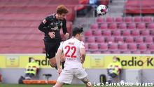 1. FC Koeln v SV Werder Bremen - Bundesliga - Tor:(1:0)