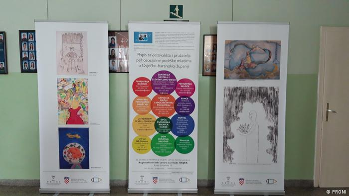 Kroatien Kunstprojetkt