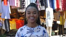 DW Sendung The 77 Percent | Edith Kimani, Fashion