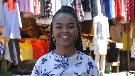 DW Sendung The 77 Percent | Edith Kimani, Fashion