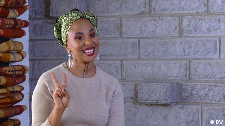 DW Sendung The 77 Percent | KAZ Kenya Body positivity