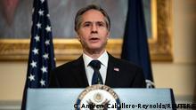 USA Außenminister Antony Blinken