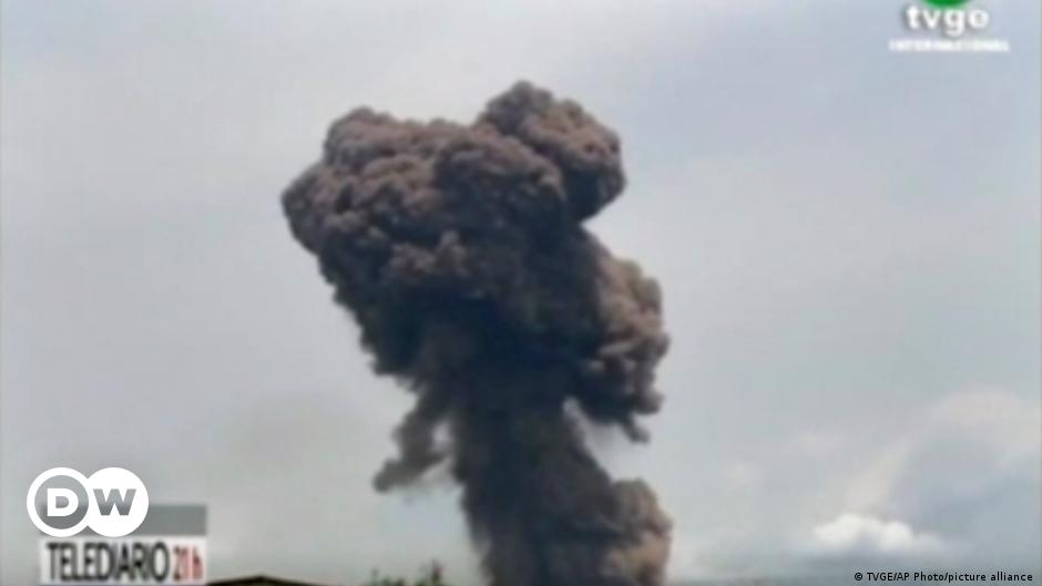 Equatorial Guinea: Death toll from Bata explosion rises to 98