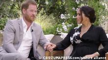Meghan und Harry geben Interview bei CBS