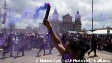 Guatemala Internationaler Frauentag