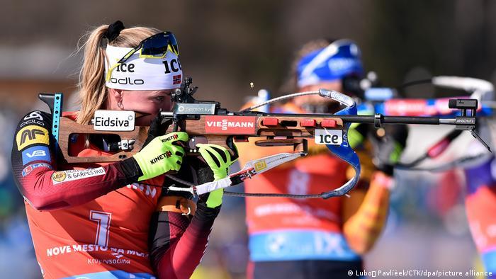 Tschechien Biathlon - Weltcup in Nove Mesto na Morave