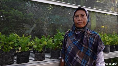 Indonesian activist Saraiyah