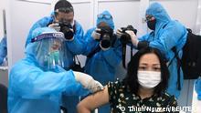 Vietnam Coronavirus Impfstart Astra Zeneca