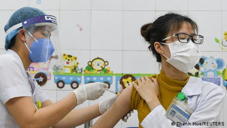 COVID: Why is Europe donating so many vaccines to Vietnam?