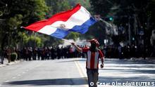 Weltspiegel 08.03.2021 | Paraguay | Protest gegen die mangelhafte Covid-19-Gesundheitspolitik in Asuncion