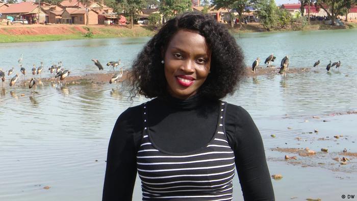 Eco Africa's Sandrah Twinoburyo