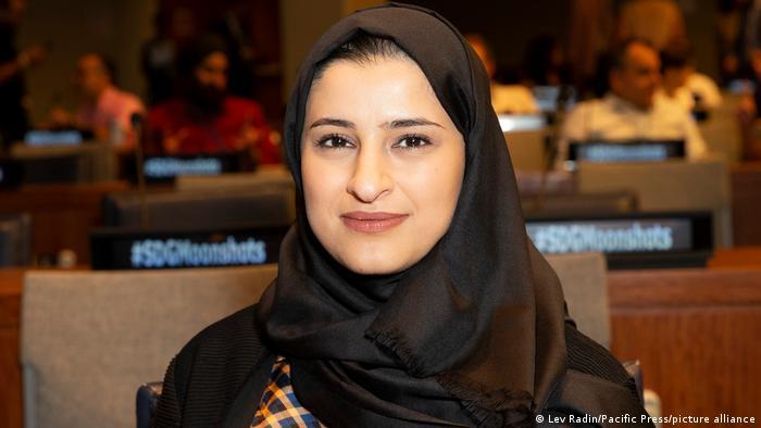 Sarah bint Yousif Al Amiri | UN-Gipfel | NOVUS